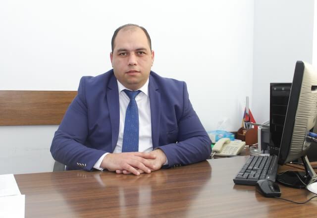Daniel Petrsoyan ՀԱԱՀ գյուղատնտեսական քոլեջի տնօրեն