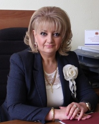 Гаспарян Гаяне Арутюновна