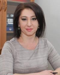 Арутюнян Лусине Ромиковна