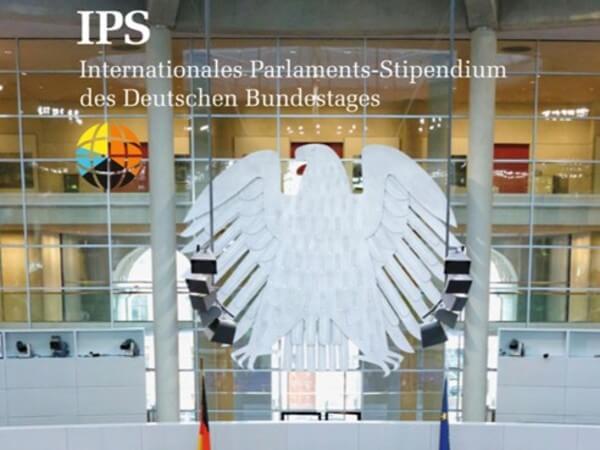 Գերմանիայի Բունդեսթագի «Միջազգային խորհրդարանական կրթաթոշակ»