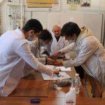«Հերացի» ավագ դպրոցի սաները հյուրընկալվեցին ՀԱԱՀ Ընդհանուր քիմիայի ամբիոնում