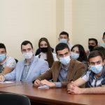 Տնտեսագիտական ֆակուլտետի ուսանողները հյուրընկալվել են ՏՄՊՊՀ-ում
