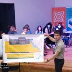 Պրոֆեսոր Քամալյանը խրախուսում է արցախցի պատանի քիմիկոսների հաջողությունները