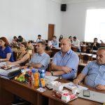 Защита дипломных работ студентов-заочников по специальности «Управление финансами»