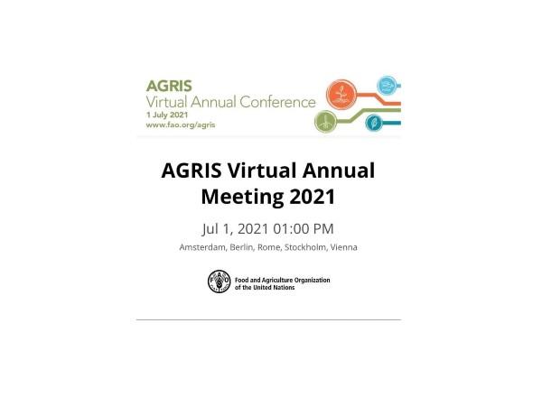 agris virtual annual meeting 2021