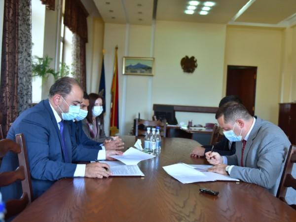 Համագործակցության համաձայնագիր ԵՊՀ-ի հետ