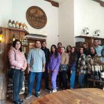 Ուսանողներն անցած կիրակի այցելել են Իջեւանի գինու-կոնյակի գործարան եւ ոչ միայն․․․