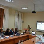 SMARTI ծրագրի կառավարման խորհրդի ամենամյա հանդիպումը Գորիսի պետական համալսարանում