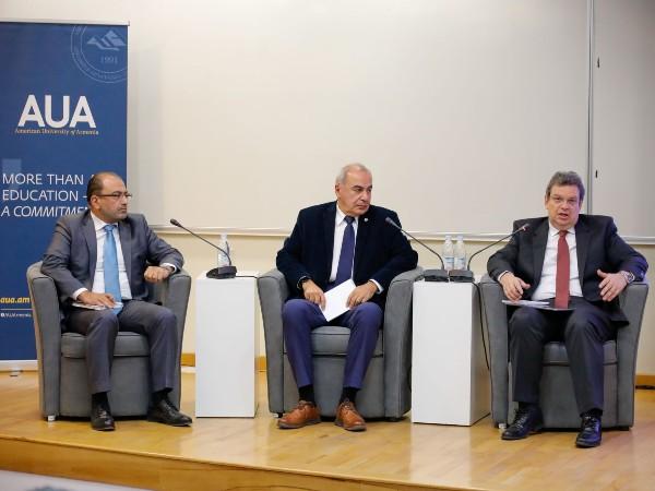 Ректор НАУА принял участие в совещании ректоров Сети черноморских университетов